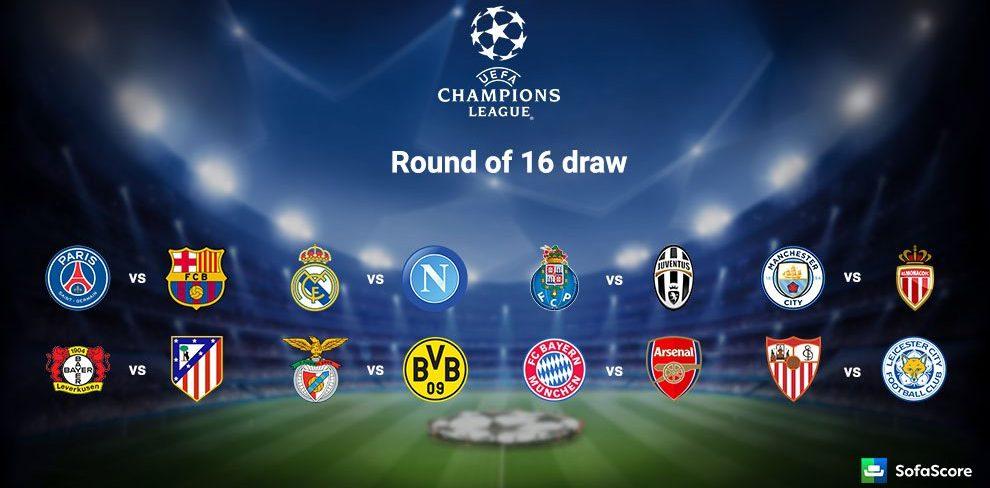 Champions League Gruppen 2020/18
