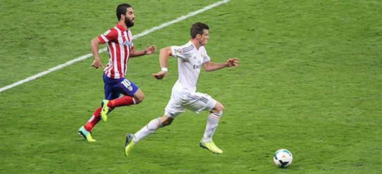 Champions League - Real Madrid vs Atletico Madrid