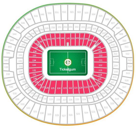 Tottenham Hotspur Vs Man United Tickets: Tottenham Hotspur Vs Watford Tickets, 28 Apr 2018 15:00