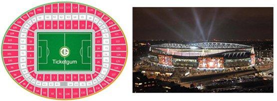 Buy Emirates Stadium Tickets
