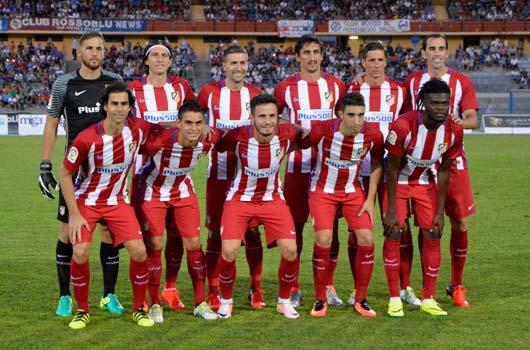 Buy Atletico Madrid Tickets