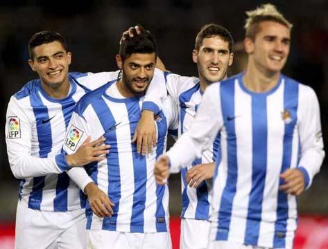 Image result for real sociedad 2017