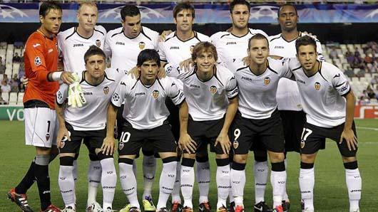Buy Valencia CF Tickets