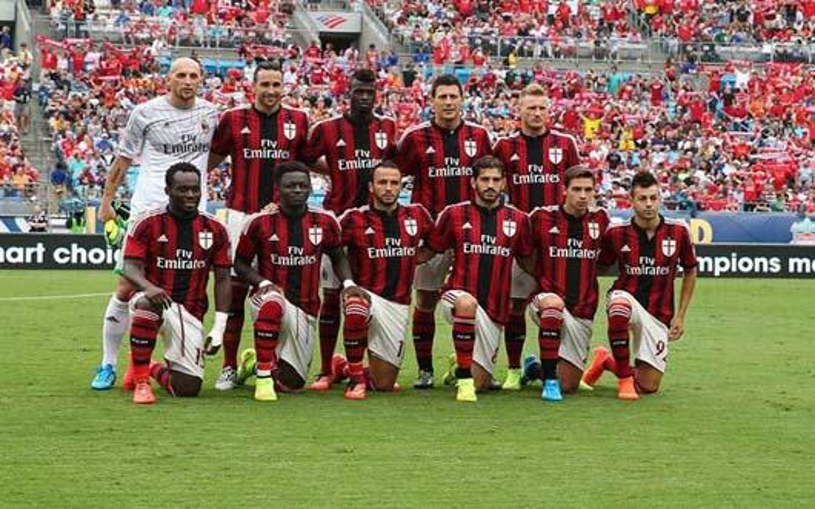 Buy AC Milan Tickets