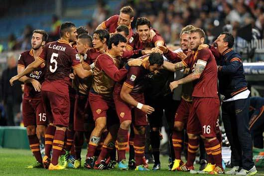 Buy AS Roma Tickets