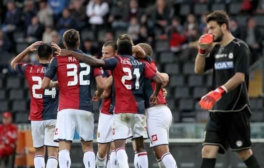 Buy Genoa Tickets