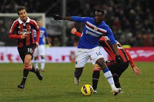 Buy Sampdoria Tickets