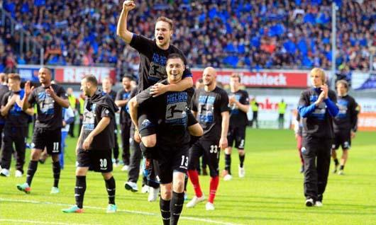Buy SC Paderborn 07 Tickets