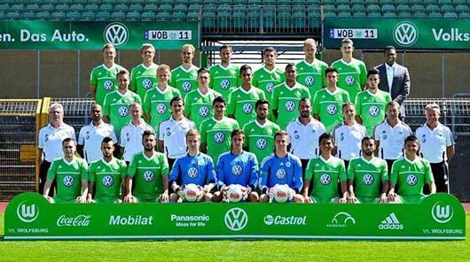 Buy VfL Wolfsburg Tickets