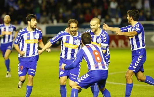 Buy Alaves Tickets