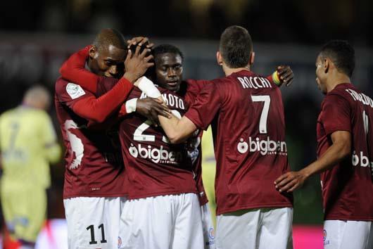 Buy FC Metz Tickets