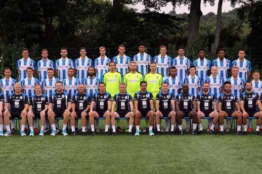 Buy Huddersfield Tickets