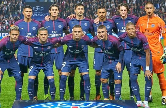 Buy Paris Saint Germain Tickets
